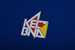 Embroidered kec